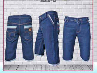 ObralanBaju.com Obral Baju Pakaian Murah Meriah 5000 Jeans Denim Dewasa Pendek