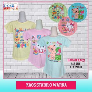 Kaos Stabillo Warna