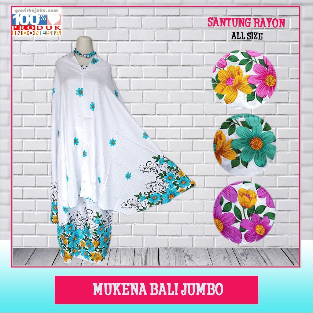 Mukena Bali Jumbo