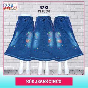 ObralanBaju.com Rok Jeans Cimco
