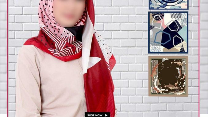 ObralanBaju.com Obral Baju Pakaian Murah Meriah 5000 Kerudung Segiempat Flaminggo