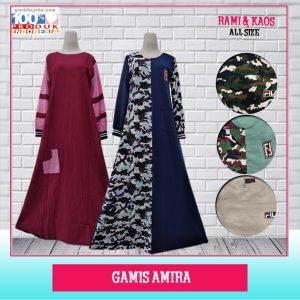 Gamis Dewasa Amira