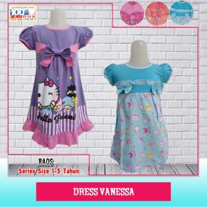 ObralanBaju.com Dress Vanessa