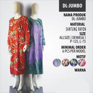 Produsen Daster DL Jumbo Murah