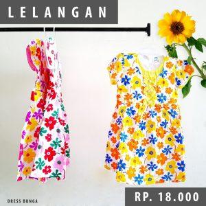 ObralanBaju.com Konveksi Dress Bunga Murah