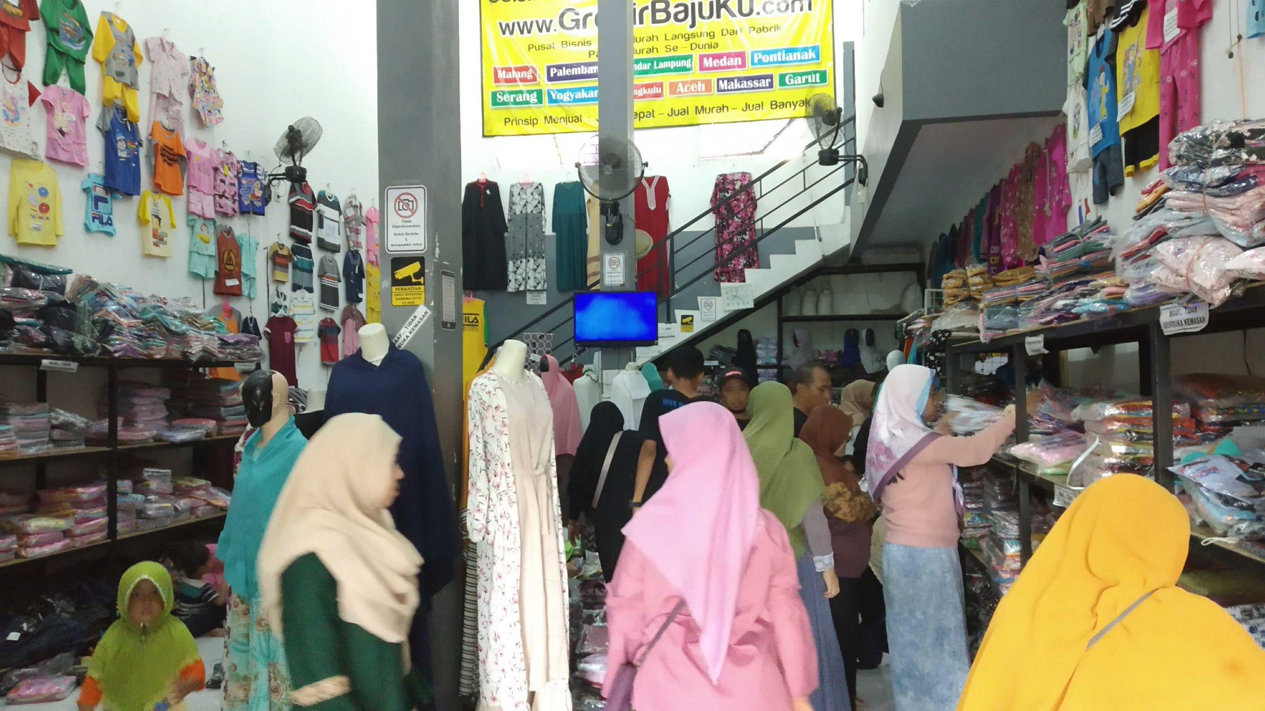 Grosir Daster Batik Katun Murah Bandung Obralan Baju Murah Langsung Dari Pabrik