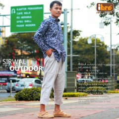 Sirwal Ibro Premium